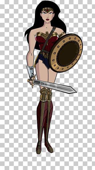 Diana Prince Superman Talia Al Ghul Animation Film PNG