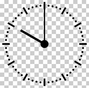 Digital Clock 12-hour Clock Alarm Clocks Clock Face PNG