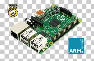 Raspberry Pi ARM Architecture Computer Arduino MicroSD PNG