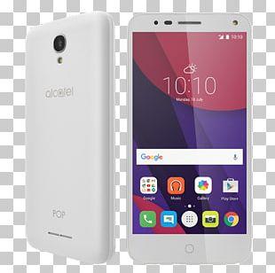 Alcatel Mobile 4G Smartphone Alcatel OneTouch POP 4 PLUS Alcatel OneTouch PIXI 4 (6) PNG