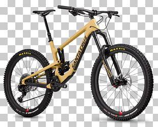 Santa Cruz Bicycles Mountain Bike Dunbar Cycles PNG