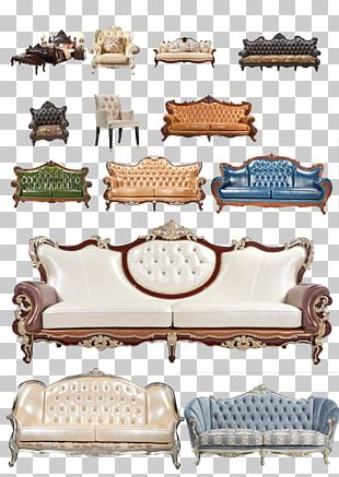 Table Couch Furniture Chair PNG