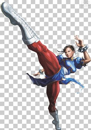 Chun-Li Street Fighter II: The World Warrior Super Street Fighter IV Street Fighter X Tekken Ryu PNG
