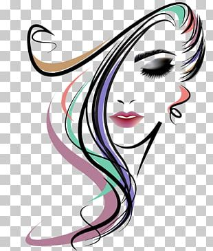 Hairstyle Beauty Parlour Woman PNG