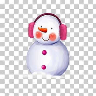 Snowman Winter Display Resolution PNG