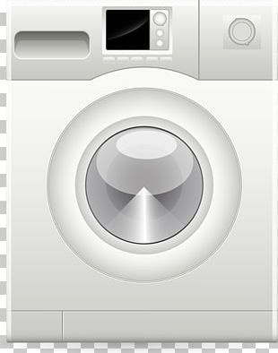 Washing Machine Cartoon Drawing PNG