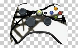 Game Controllers Video Game Consoles Xbox 360 Joystick Video Game Console Accessories PNG