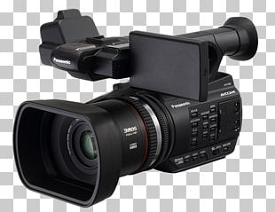 Panasonic AVCCAM AG-AC90A Camcorder Video Cameras PNG