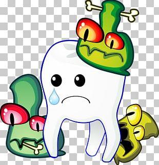 Cartoon Humour Human Tooth PNG