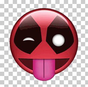 Deadpool Emoji Marvel Comics YouTube Film PNG