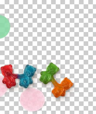 Gummy Bear Haribo Bead Jewellery PNG