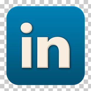 LinkedIn Social Media Social Network Facebook PNG