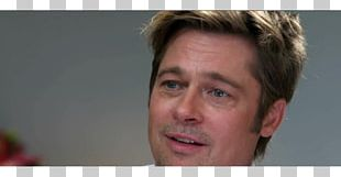 Brad Pitt By The Sea Actor Woman Surgery PNG