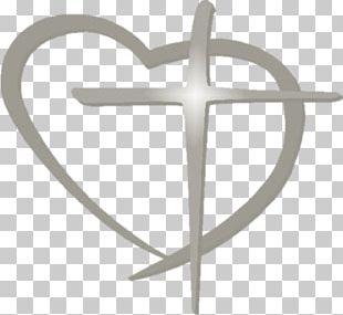 Heart Cardiac Surgery Christianity Symbol Christian Cross PNG