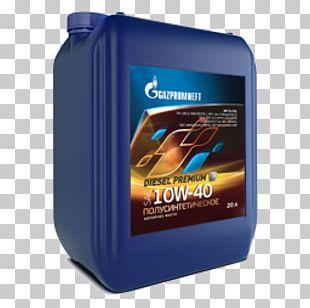 Motor Oil Minsk Gazprom Neft Diesel Fuel Liter PNG