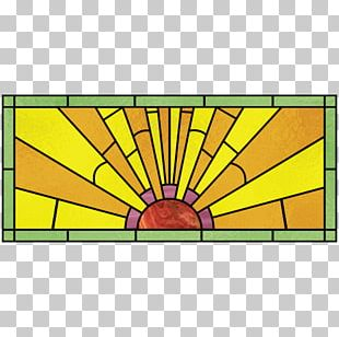 Stained Glass Art Deco Interior Design Services Style PNG