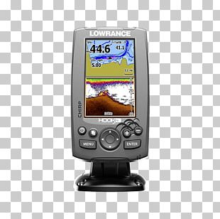 Fish Finders Chartplotter Lowrance Electronics Fishing Chirp PNG