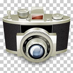 Mirrorless Interchangeable-lens Camera Digital Camera Icon PNG