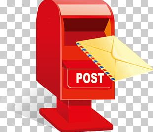 Post Box Letter Box Mail PNG