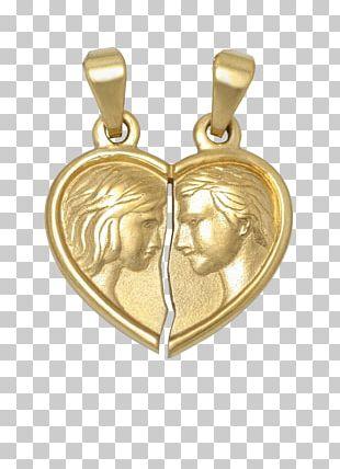 Locket Earring Body Jewellery Gold Silver PNG