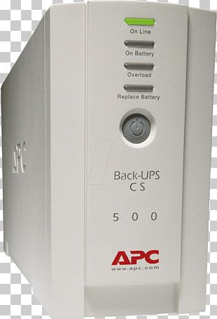 UPS APC By Schneider Electric Battery IEC 60320 Surge Protector PNG
