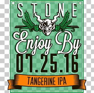 Stone Brewing Co. Beer India Pale Ale Brewery PNG