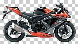 Suzuki GSX-R600 Car Motorcycle Suzuki GSX-R Series PNG