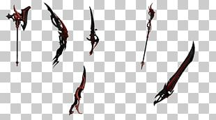 Ranged Weapon Sword Feather Tail PNG