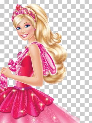 Barbie In The Pink Shoes Ballet Dreams (Barbie) Book PNG