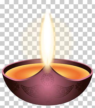 Diwali Diya Candle PNG