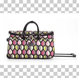 Duffel Bags Baggage Vera Bradley Travel PNG