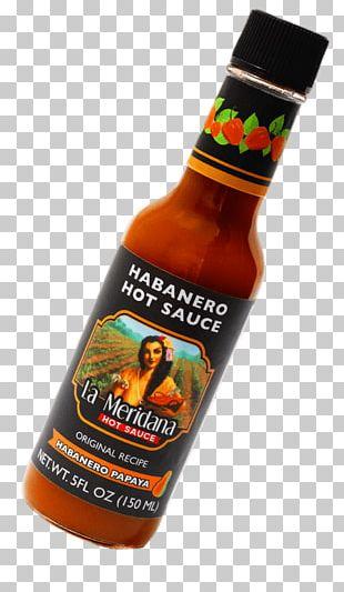 Hot Sauce Mexican Cuisine Salsa Taco Habanero Sauce PNG