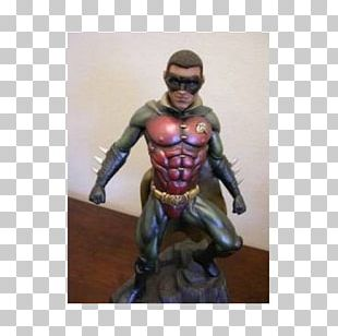 Robin Batman Action & Toy Figures Figurine Statue PNG