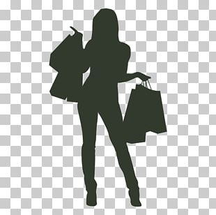 Black Friday Shopping Bags & Trolleys PNG