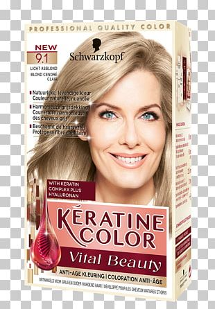Blond Hair Highlighting Chestnut Human Hair Color PNG