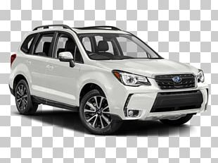2018 Subaru Forester 2.0XT Touring SUV Sport Utility Vehicle Car PNG
