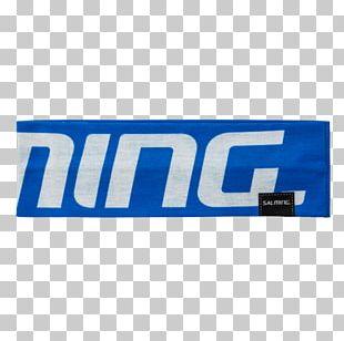 Headband Salming Sports Wristband Navy Blue PNG