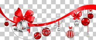 Christmas Decoration Christmas Ornament Santa Claus PNG