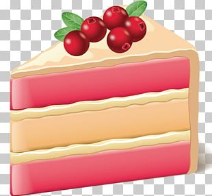 Fruitcake Birthday Cake Dessert PNG