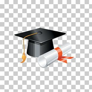 Square Academic Cap Graduation Ceremony Hat PNG