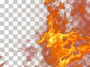 Light Fire Flame Combustion PNG