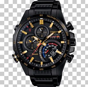 Red Bull Racing Casio Edifice Watch Formula 1 PNG