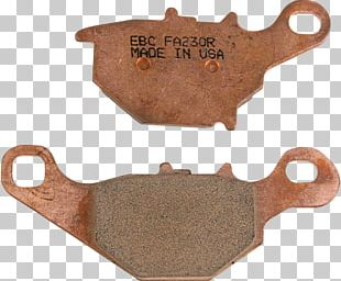 Brake Pad Product Design Sintering Copper PNG
