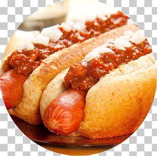 Chili Dog Hot Dog Cuisine Of The United States Bratwurst Full Breakfast PNG