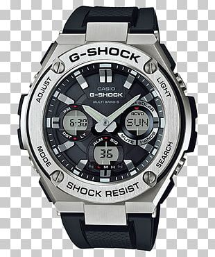 G-Shock Solar-powered Watch Casio Amazon.com PNG