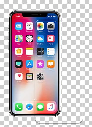 IPhone X IPhone 4 Smartphone Apple LTE PNG