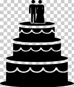 Wedding Cake Frosting & Icing Torte PNG