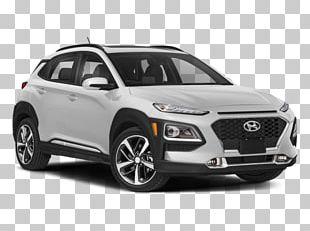 2018 Hyundai Kona SE SUV Sport Utility Vehicle Car Hyundai Motor Company PNG
