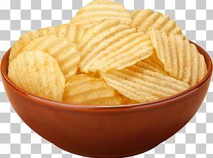 French Fries Junk Food Potato Chip Bowl Ruffles PNG