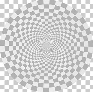 Optical Illusion Optics Penrose Triangle Peripheral Drift Illusion PNG
